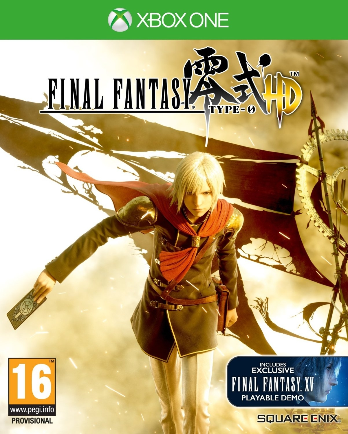 Final Fantasy Type-0 (Xbox One)